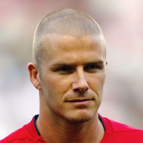 David Beckhams Hottest Haircuts
