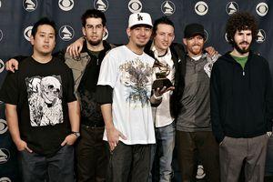 Linkin Park at the Grammys