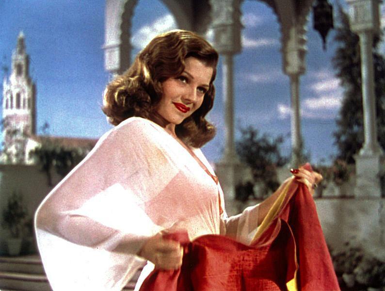 Rita Hayworth Movies