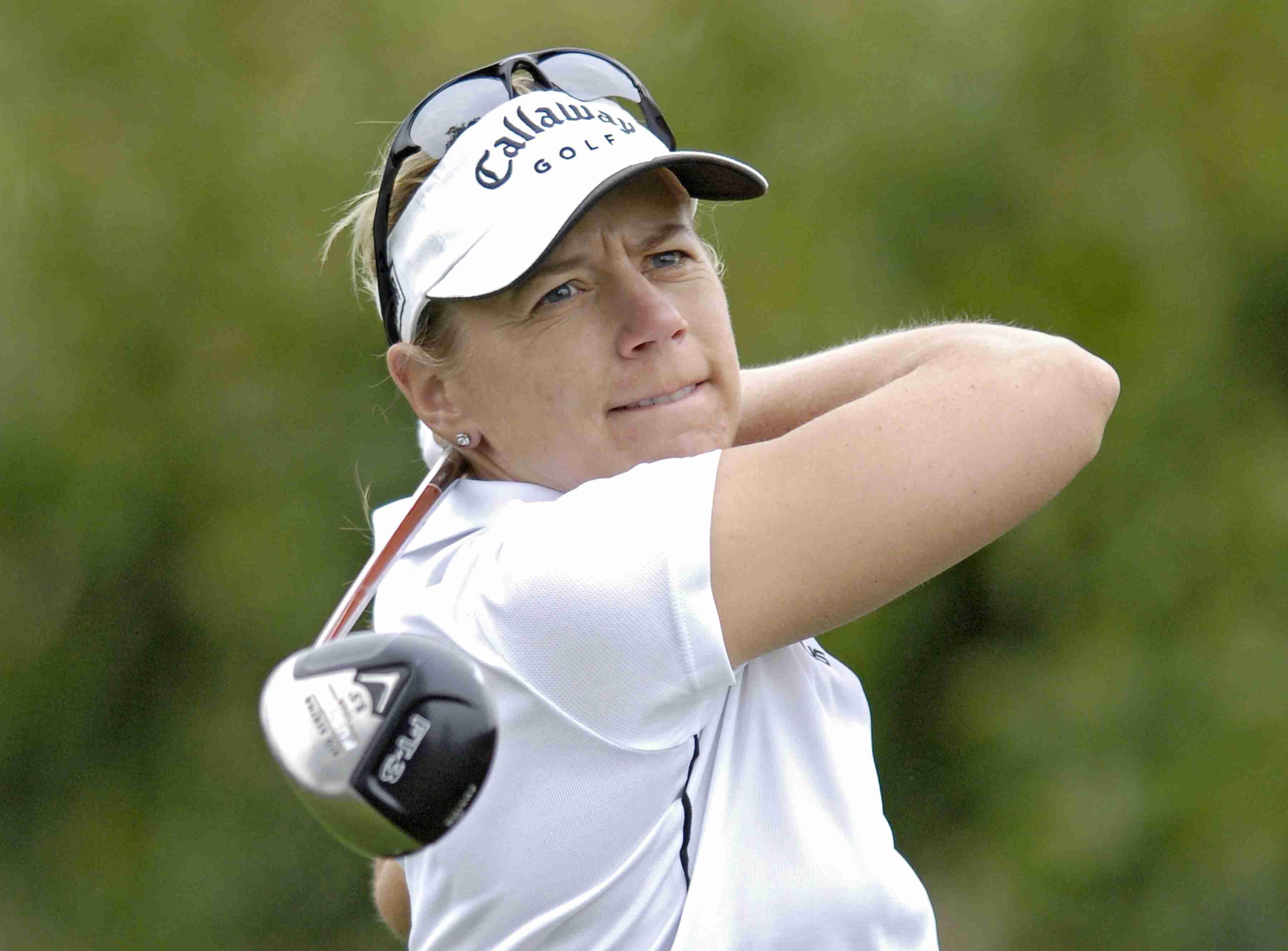 Annika Sorenstam is the greatest female golfer of all-time