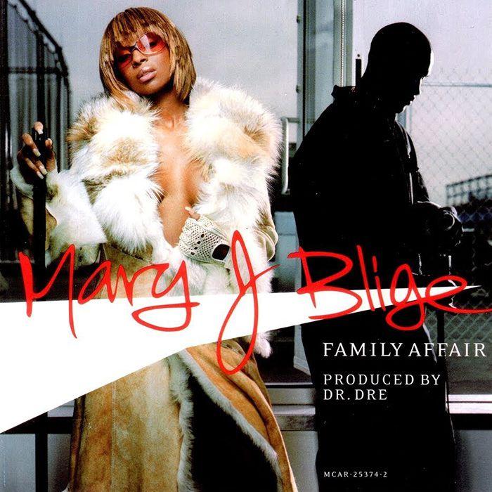 """Mary J. Blige - """"Family Affair"""""""