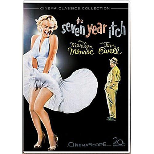 Seven-Year Itch - the subway shot!