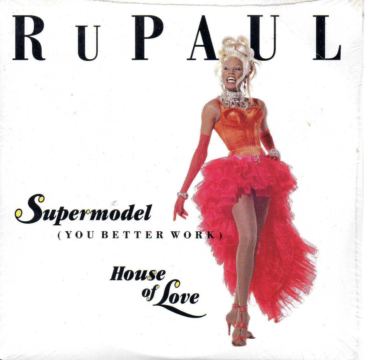 Rupaul Supermodel