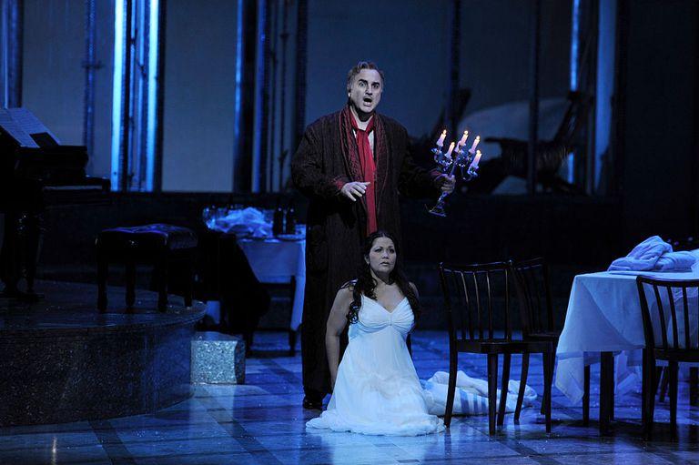 Vincenzo Bellini's 'La Sonnambula' in London
