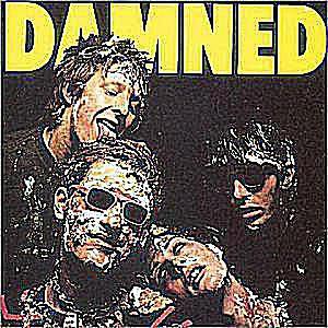 Album art for the Damned -