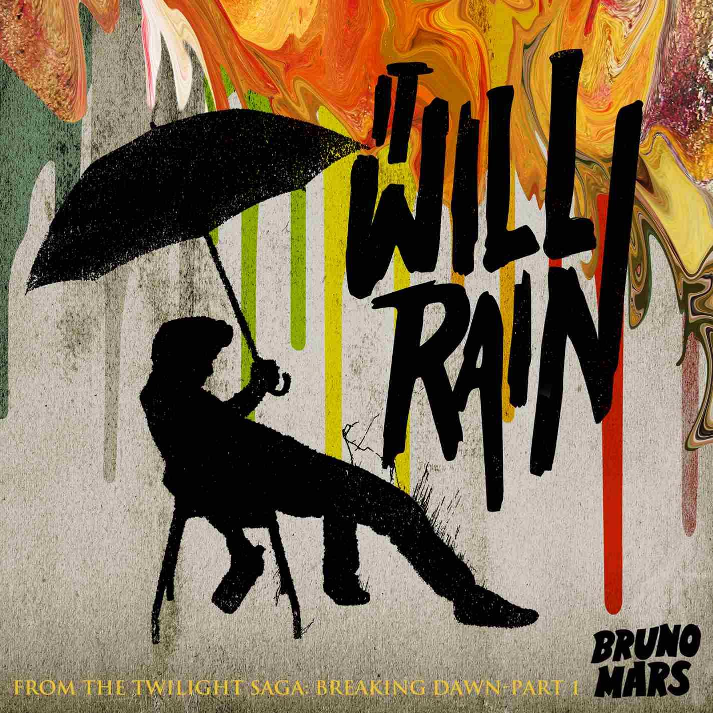 Bruno Mars It Will Rain