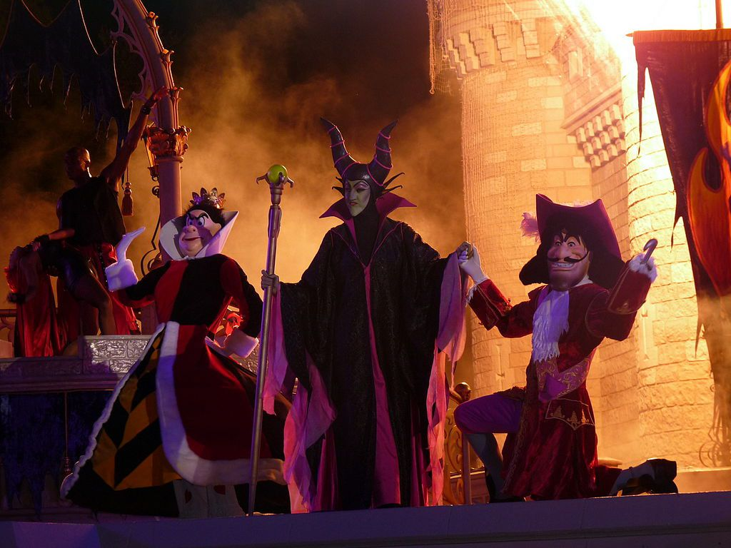 The Best 10 Disney Villains of All Time
