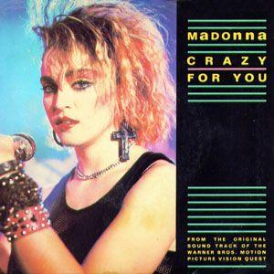 """Madonna - """"Crazy for You"""""""