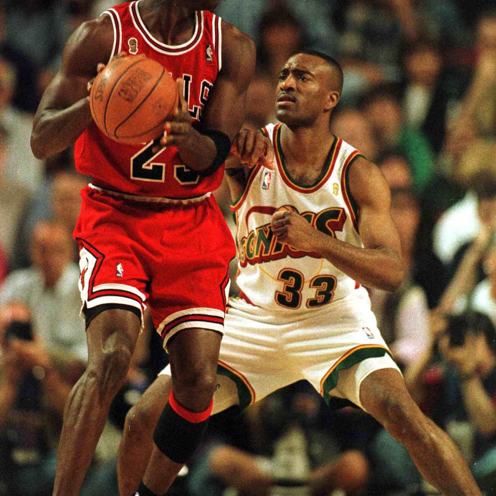 watch cfdf7 16820 Michael Jordan's NBA Finals Sneakers