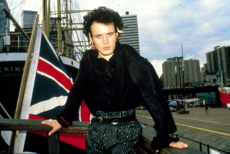 Adam Ant in 1981