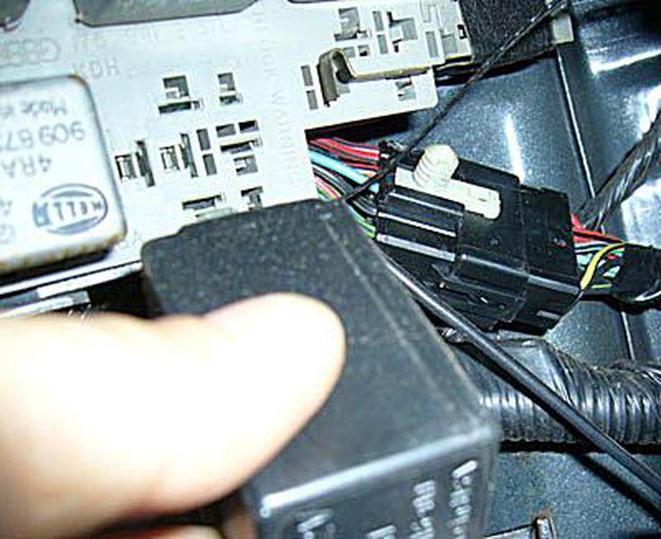 External Electric Fuel Pump Repacement