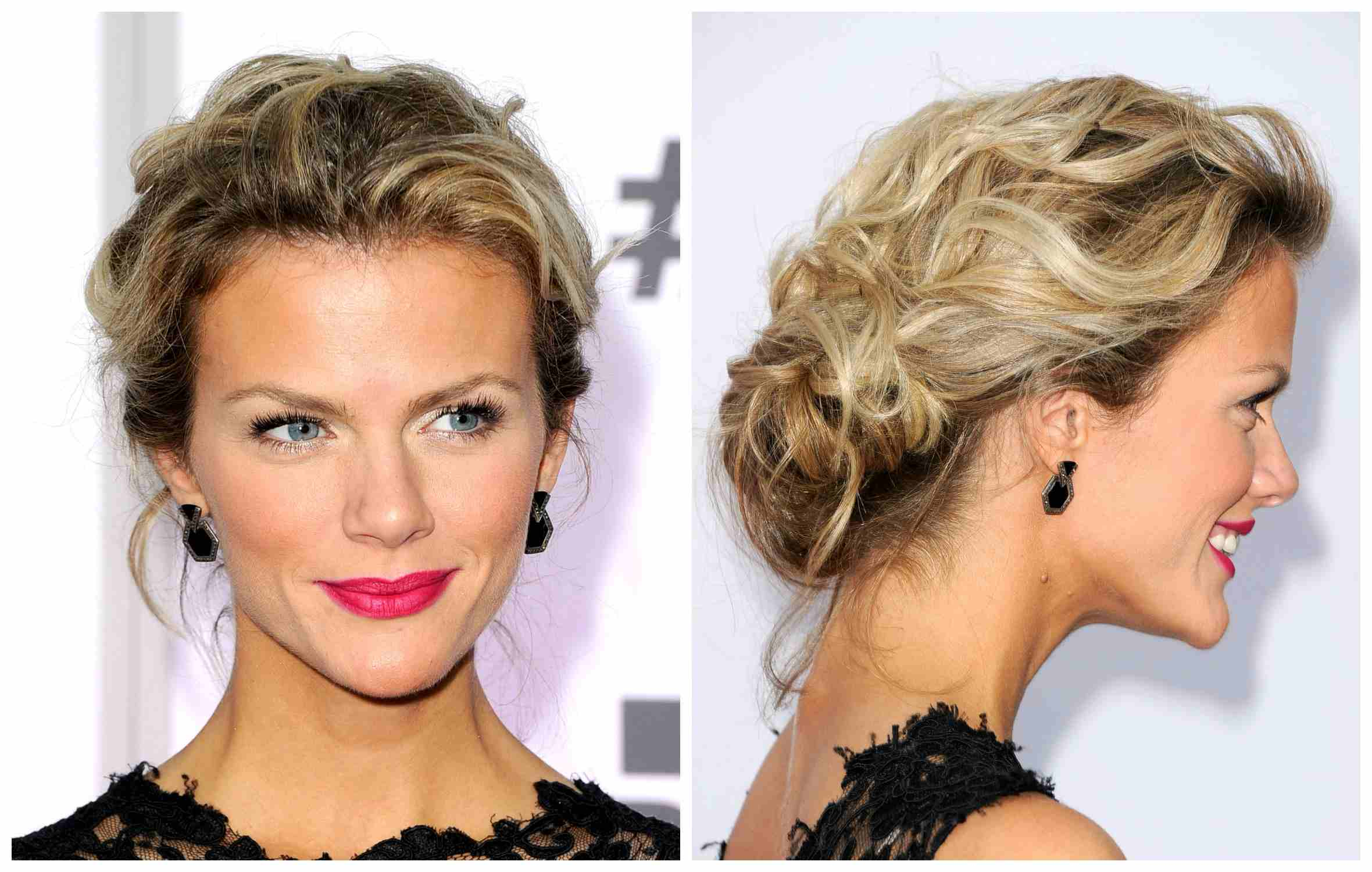 Messy Updos The Top Casual Prom Hairstyles