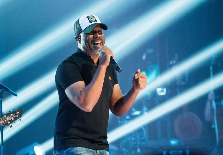 Darius Rucker In Concert