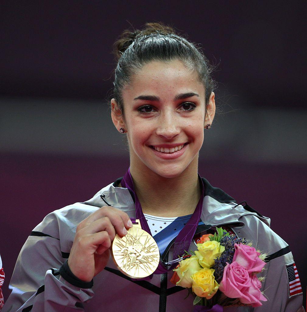 A Bio of Olympic Gymnast Aly Raisman