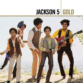 The Gold album by the Jackson 5