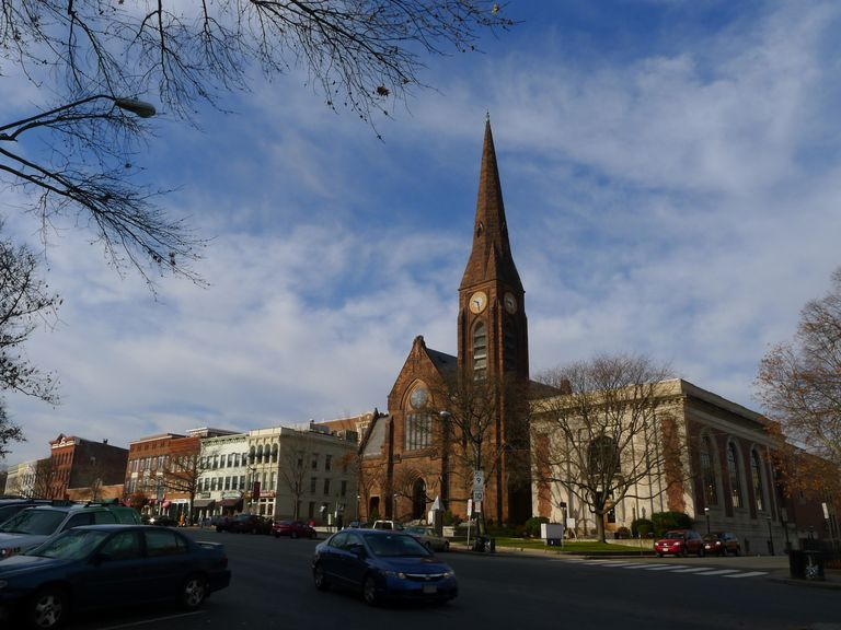 First Church, Main Street, Northampton