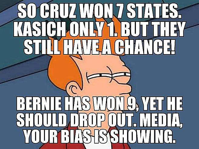 Bernie Sanders and Media Bias