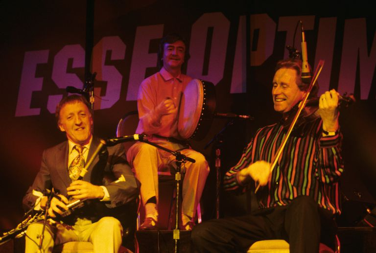 The Chieftains in Los Angeles, 1993