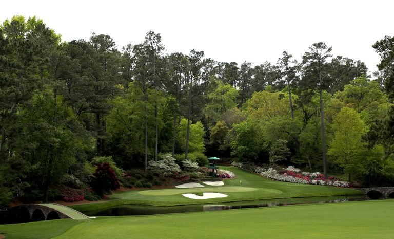 Augusta National Golf Club, 12th green
