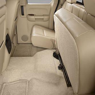 2007 Chevrolet Silverado LTZ Extended Cab