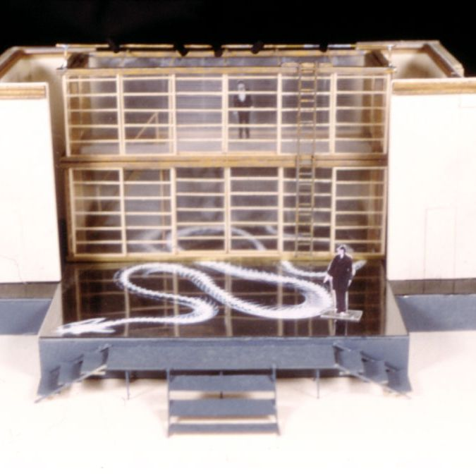 How to Create a Scale Model for Set Designs