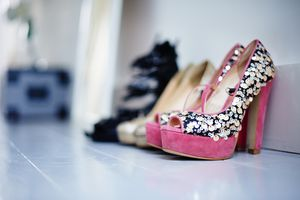 Storing Dressy Shoes On a Shelf