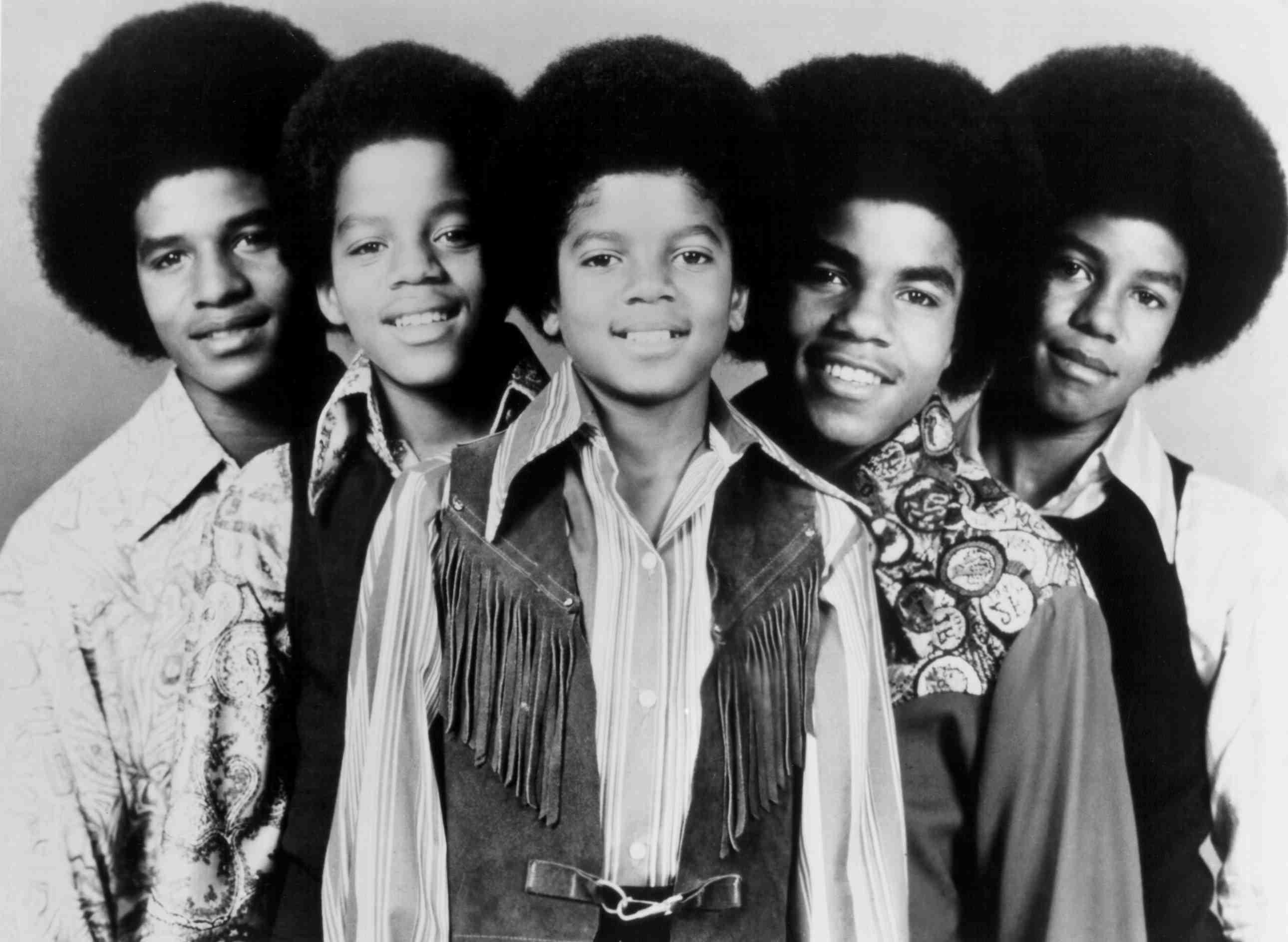 '60s R&B Quintet 'Jackson 5'