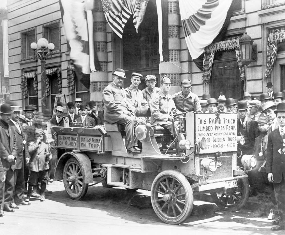 GMC Truck History: 100 Years of Trucks