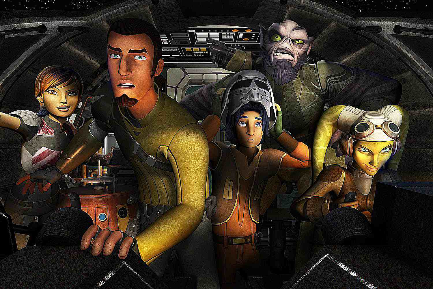 An up-to-date guide to every episode of Star Wars Rebels