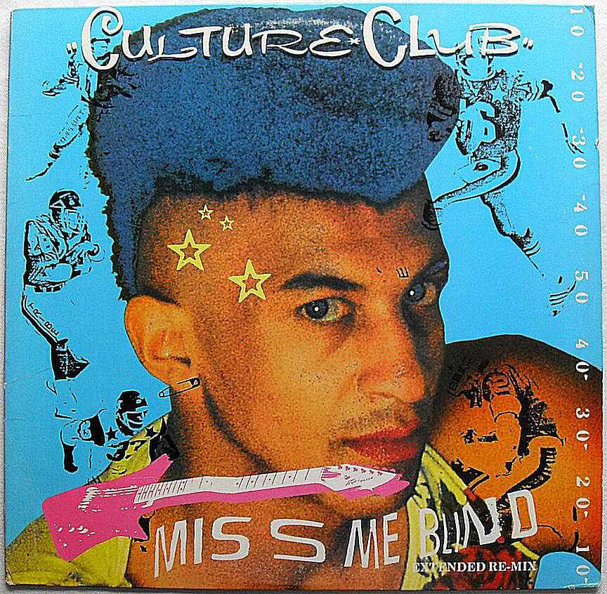Culture Club continued its singles chart assault with
