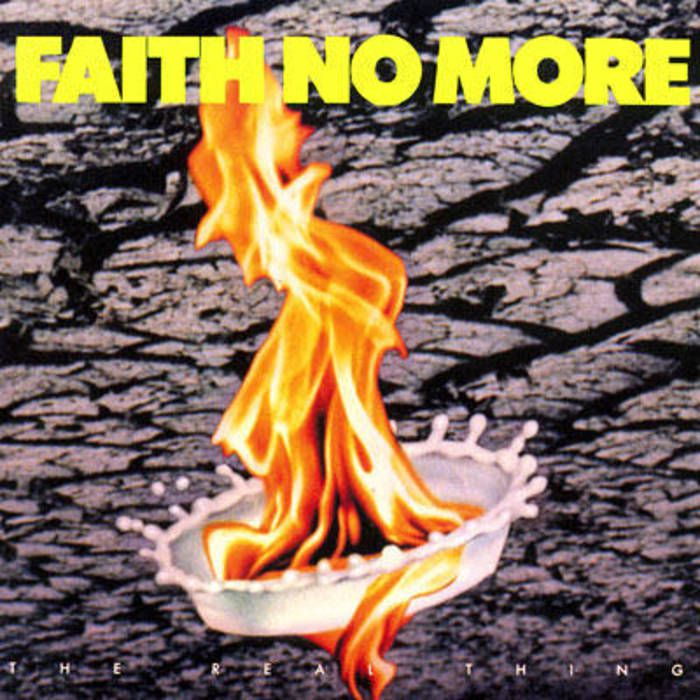 Faith No More - 'The Real Thing'