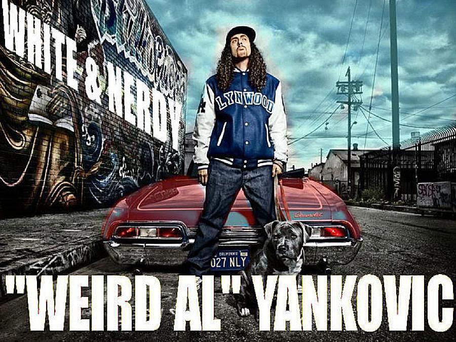 Weird Al Yankovic - White and Nerdy