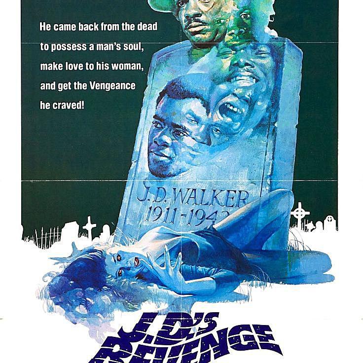 J.D.'s Revenge African-American horror movie