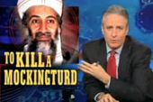 Jon Stewart Mocks Osama Bin Laden