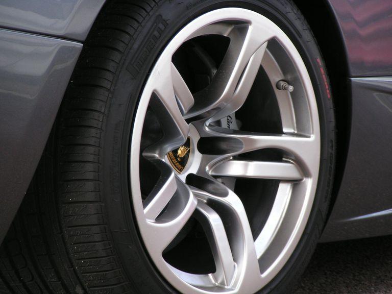 car wheel