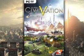 Sid Meier's Civilization V box art
