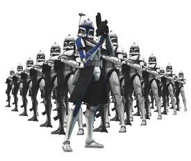 Clone Warriors