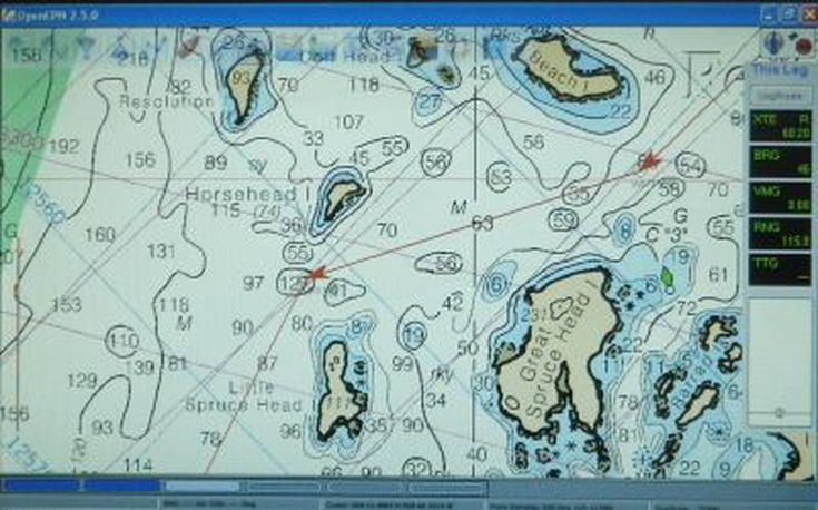 NOAA Nautical Charts GPS Marine Navigation Pc Chartplotter !!COMPLETE SYSTEM!!