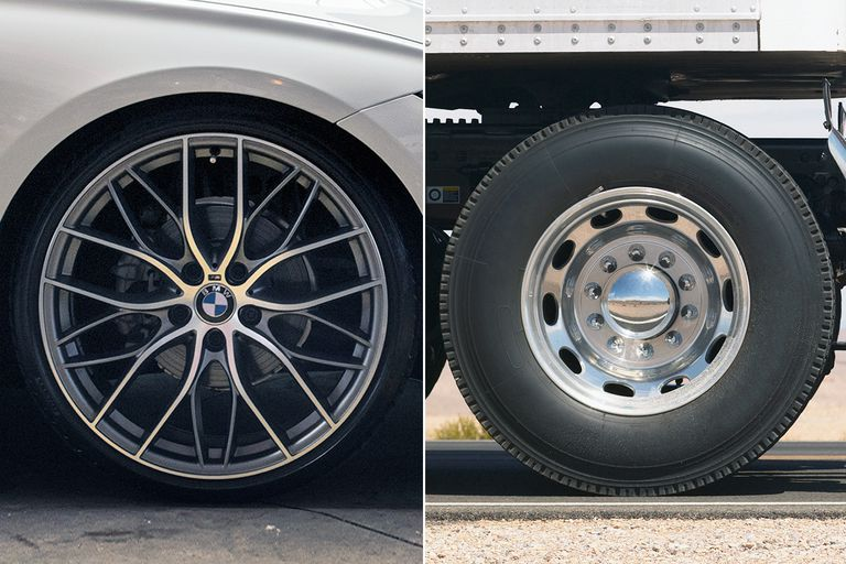 Alloy rim vs. Steel wheel