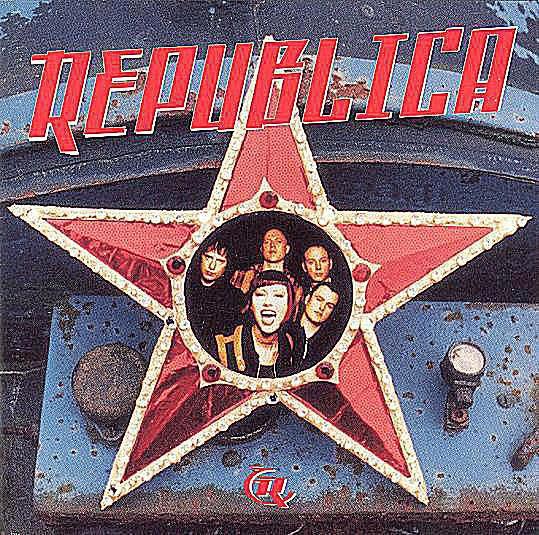 """Album art for Republica - """"Ready To Go"""""""