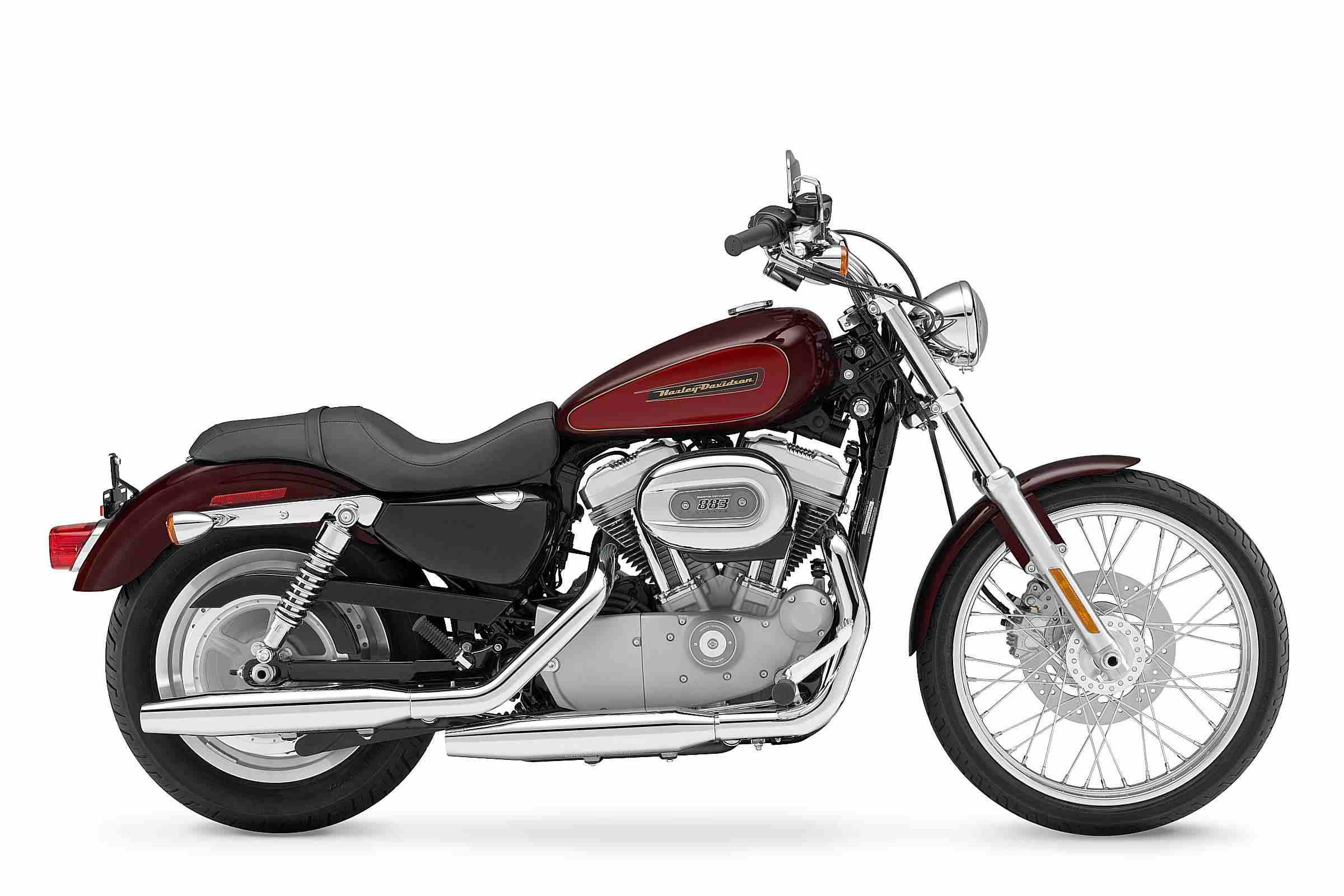 XL883C Sportster 883 Custom