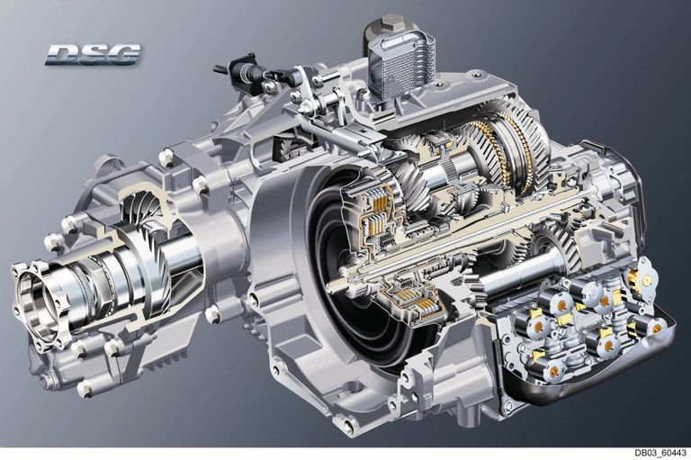 How DSG Works - Understanding Dual-clutch Transmission