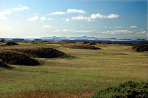 Old Course at St. Andrews Hole 4