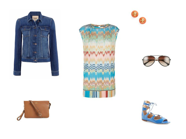 be3373a8178d Style Tips - How to Wear a Denim Jacket