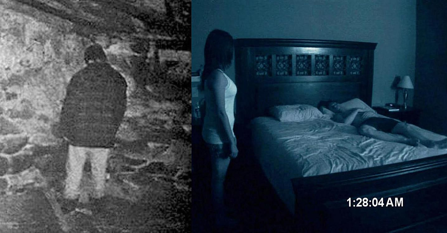Horror Movie Crossovers: The Blair Witch Project vs. Paranormal Activity