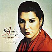 Album Cover for Remedios Amaya: 'Me Voy Contigo'