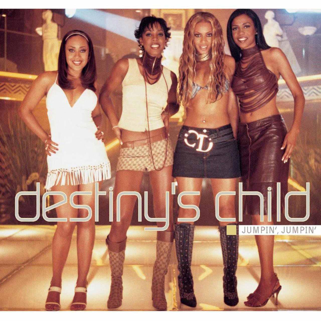 "Destiny's Child - ""Jumpin' Jumpin'"""