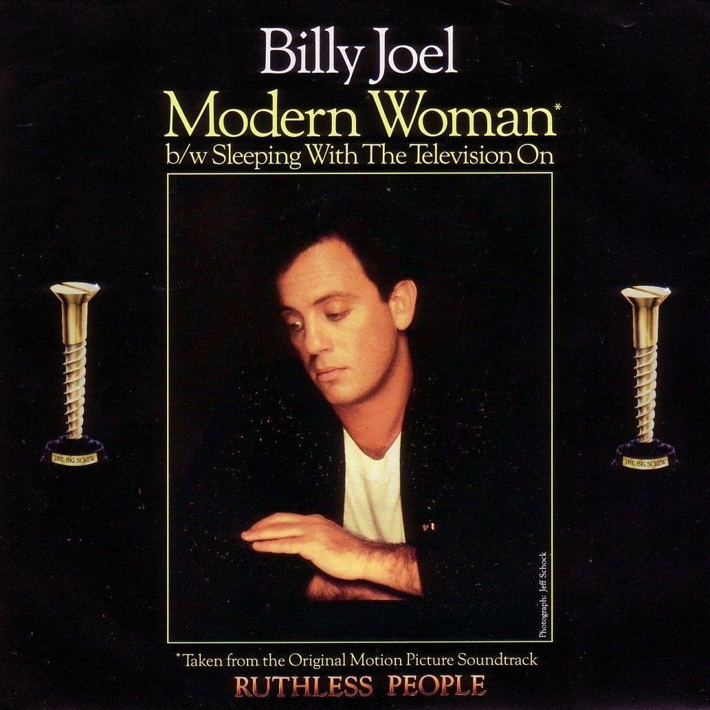 Billy Joel Modern Woman