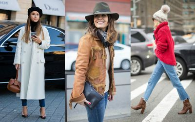 d28f3e2906d1fe How to Wear Fall's Most Fashionable Hats