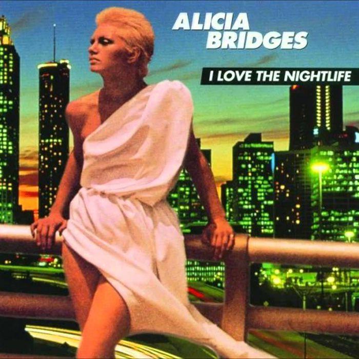 """Alicia Bridges - """"I Love the Nightlife (Disco Round)"""""""